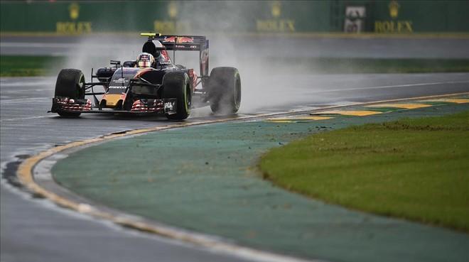 El piloto Carlos Sainz, durante la segunda sesi�n en Australia