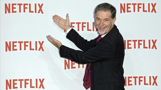 'Cable girls' , la serie española de Netflix