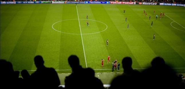 El Bar�a invertir� 530.000 euros en instalar calefacci�n para el c�sped del Camp Nou