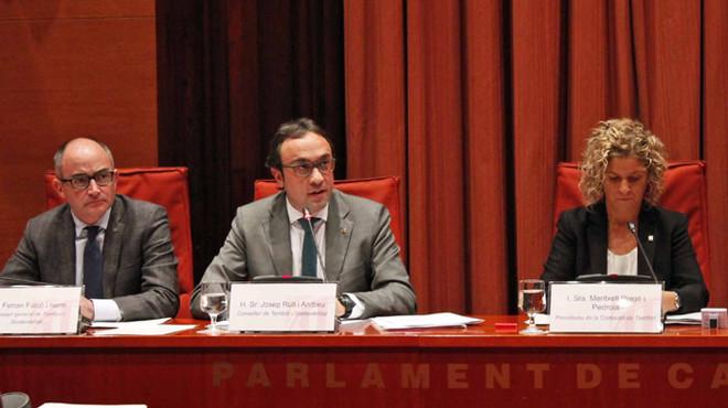 La Generalitat demana també el traspàs de l'AVE
