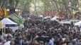 El ambiente en la Rambla de Barcelona a las 10 de la ma�ana
