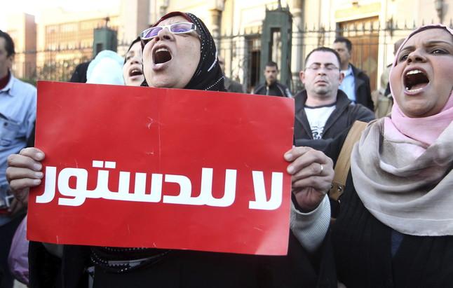 """Los Hermanos Musulmanes anuncian el triunfo del """"sí"""" en el referendo egipcio"""