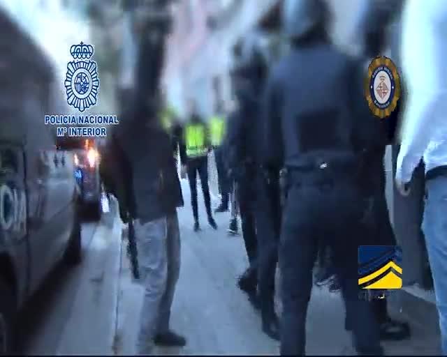 Cau a Barcelona una organització que obligava dones a cometre furts