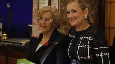 Carmena, Cifuentes, Levy y Arrimadas, en el Top 100 Mujeres Líderes 2017