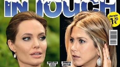El culebró continua entre Angelina Jolie i Jennifer Aniston