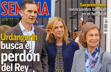 Portada de la revista 'Semana'.