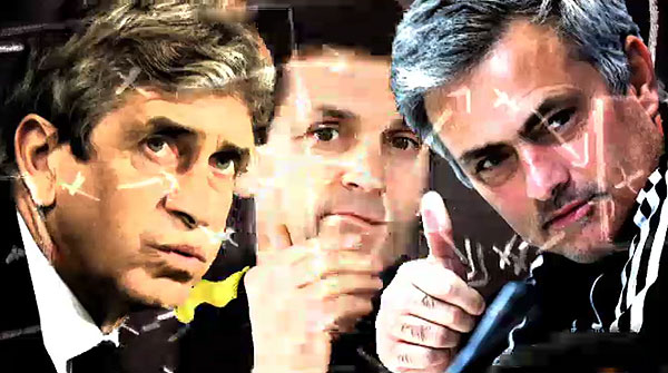 Las mejores frases de los entrenadores de fútbol en el 2012