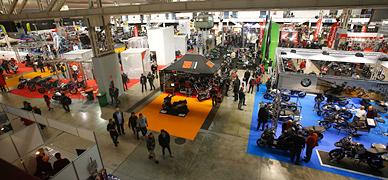 Salón de la Moto BCN