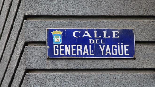 Un jutge condiciona la suspensió del canvi de carrers franquistes a Madrid a un dipòsit