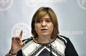 operacion taula Isabel Bonig del PP valencià pedira el acta a Rita Barbera si finalmente es imputada