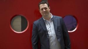 Dirk Ahlborn, consejero delegado de Hyperloop.