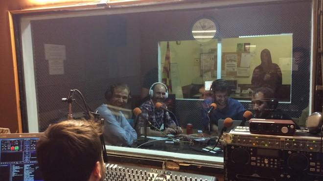 'La sotana': el programa de ràdio més punk