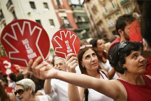 protesta-en-pamplona-contra-agresiones-sexuales
