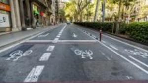 Barcelona construirá 32 carriles bici más para facilitar una movilidad más sostenible.