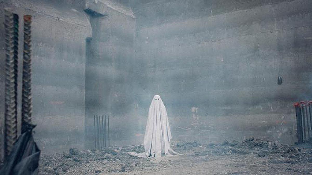 Estrenos de la semana. Tráiler de A ghost story. (2017)