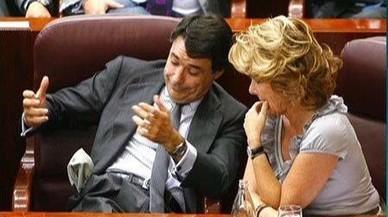 Aguirre admitió a González que el PP ganó elecciones dopado