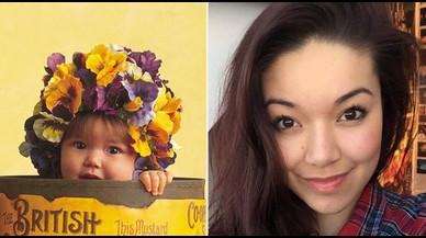 La fotògrafa de nadons Anne Geddes mostra com són aquells nens anys després