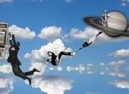 Imagen promocional de 'As� en la tierra como en el cielo', de Mar G�mez. Mercat de les Flors. 21 y 22 de julio (22.00 horas).