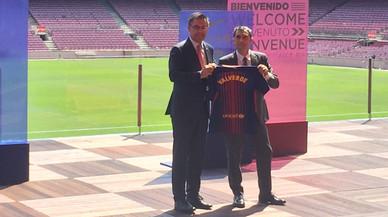 Valverde, serè i normal