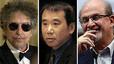 Dylan, Murakami i Rushdie, entre les quinieles per al Nobel de literatura