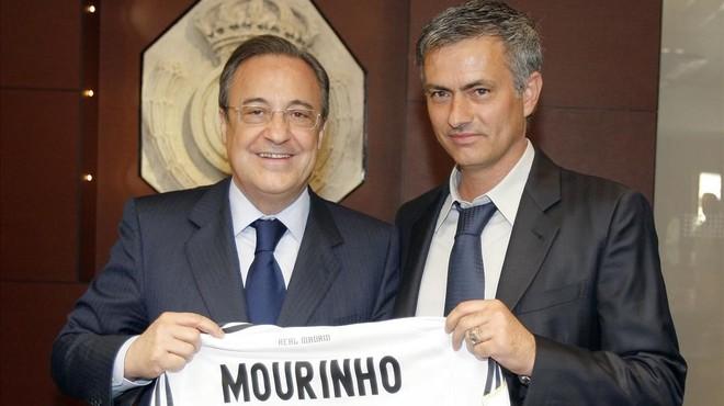 ¿Mourinho torna?