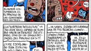 Darío Adanti presenta 'Disparen al humorista'