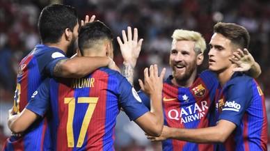 El debut del Barça a la Lliga contra el Betis, en directe