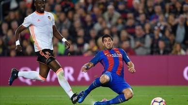 El Barça-València de Lliga, en directe 'online'