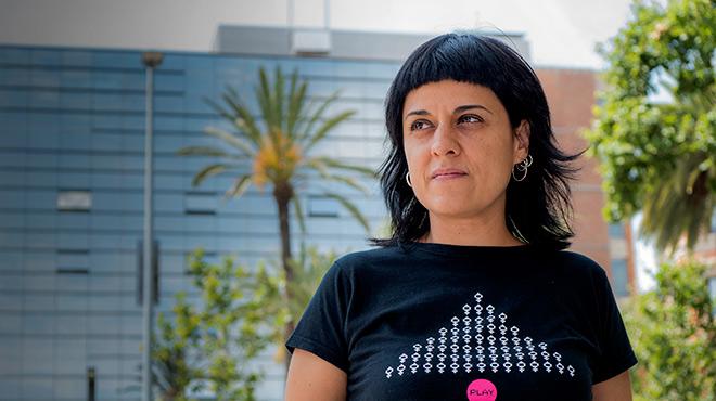 """Anna Gabriel: """"Si el Govern no negocia amb la CUP no respectarà el 27-S"""""""