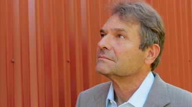 El escritor Denis Johnson.