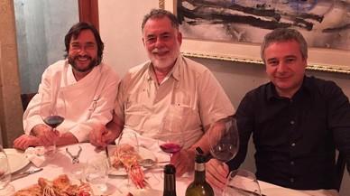 Mor a BCN Joan Manubens, el restaurador que va fer àpats per a Coppola, Allen i Clooney