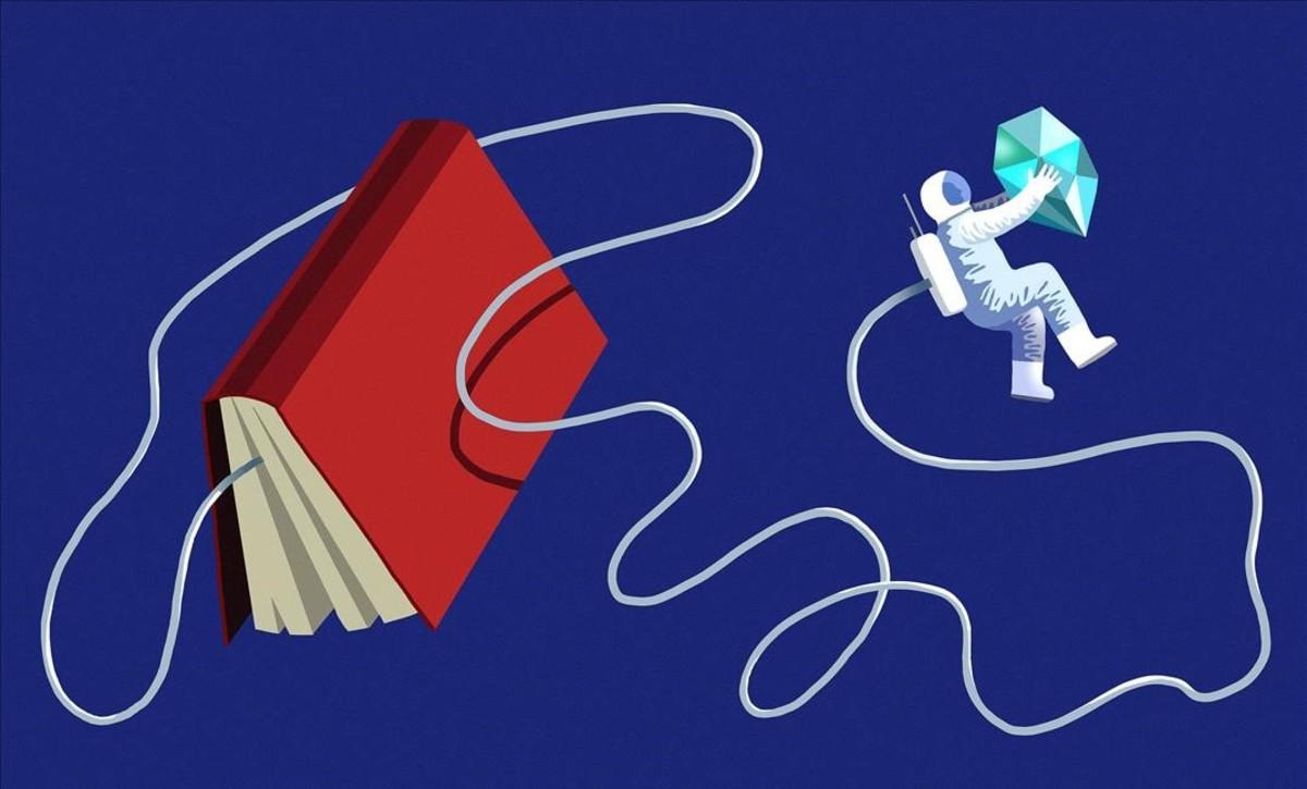 Escriure, llegir, viure