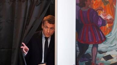 La victòria de Macron