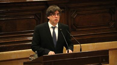 Puigdemont defensa reeditar JxSí si hi ha eleccions sense culminar el procés