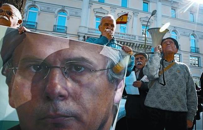 Justicia injusta con Garzón