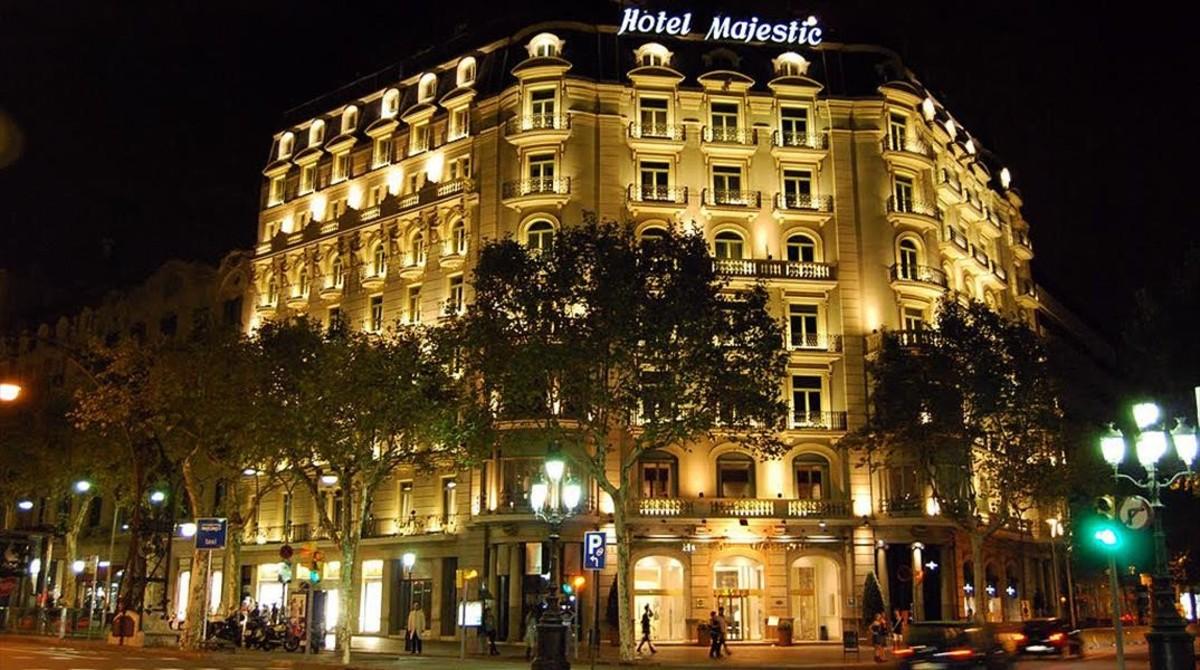Los 10 hoteles m s opulentos de barcelona for Buscador de hoteles en barcelona