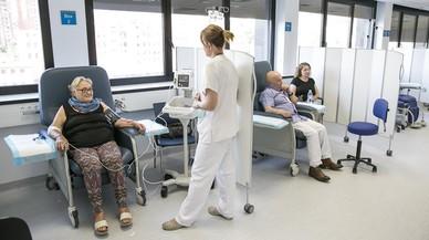 Vall d'Hebron realitzarà teràpies contra càncers de la sang de forma continuada i evitant l'ingrés