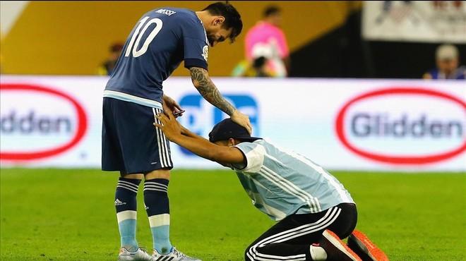 L'Argentina, a la final amb un Messi de meravella