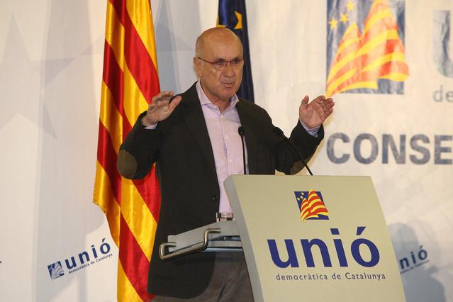 Uni� ratifica a Duran como n�mero dos de CiU