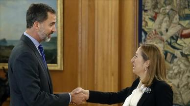 El Rei firma el decret del nomenament de Rajoy com a president del Govern
