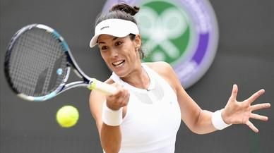 Muguruza passa a les semifinals de Wimbledon