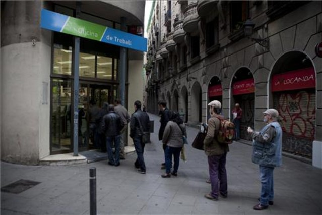 Los alarmantes resultados del paro escandalizan twitter for Oficina de treball barcelona