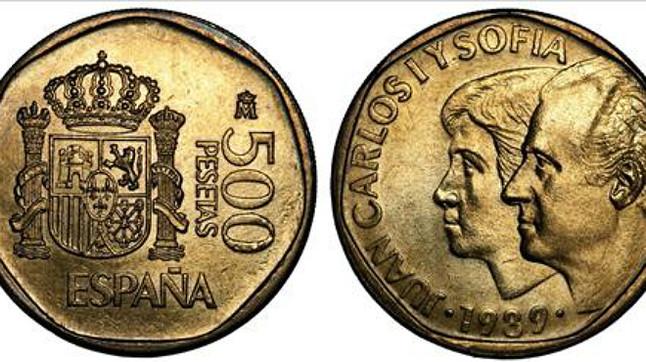 Más de 1.600 millones de euros en pesetas siguen sin canjearse