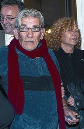 El juez acusa a Montes Neiro de ayudar a ocultar joyas robadas