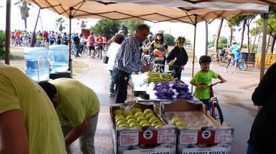 Gavà pedaleja i camina per la sostenibilitat
