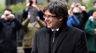 Puigdemont demana que els partits del 21-D es comprometin contra la violència