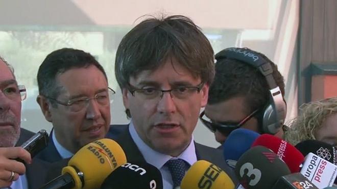 La coartada catalana de Rajoy