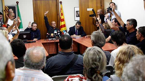 Sant Pere de Torelló declara su independencia