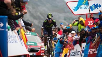 Quintana guanya, Froome resisteix i Contador falla als Lagos