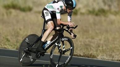 Froome treu el fuet per castigar Quintana a la Vuelta